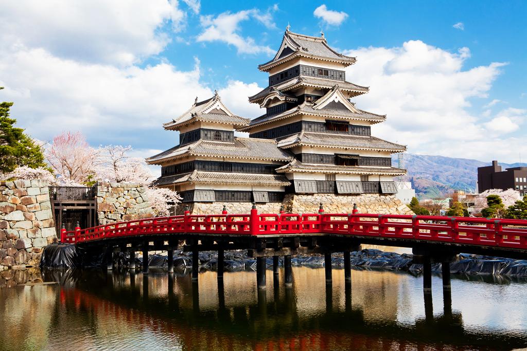 Фото: Замок Мацумото