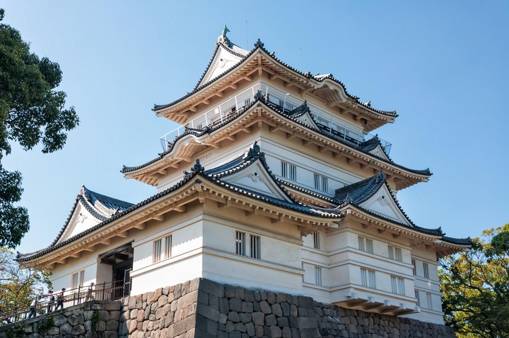 Фото: Замок Одавара