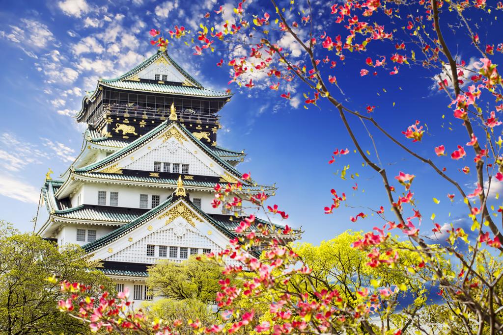 Фото: Замок Осака