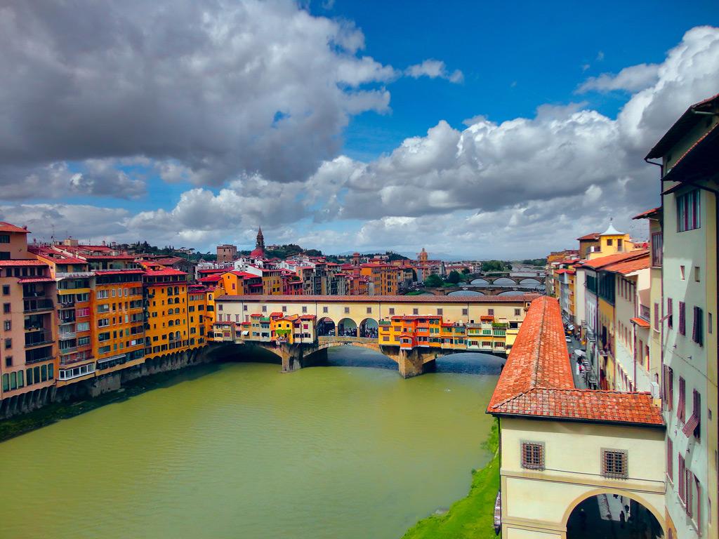 Фото: Мост во Флоренции