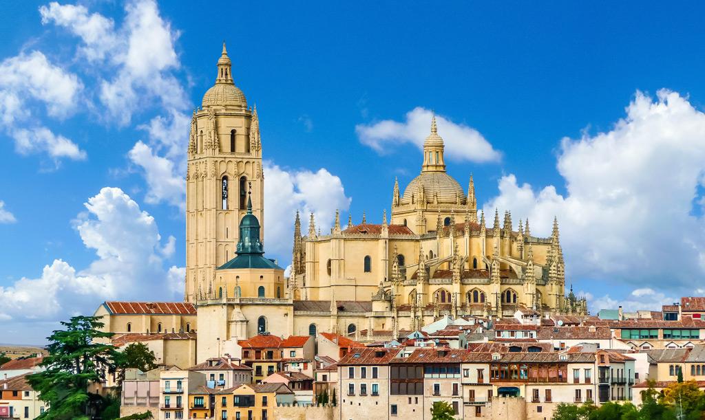 Фото: Кафедральный собор святой Марии