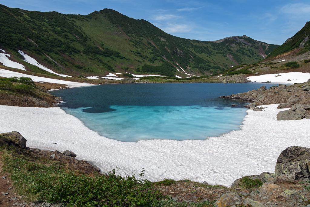 Фото: Голубые озера