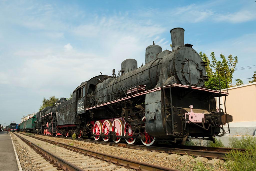 Фото: Музей железнодорожной техники