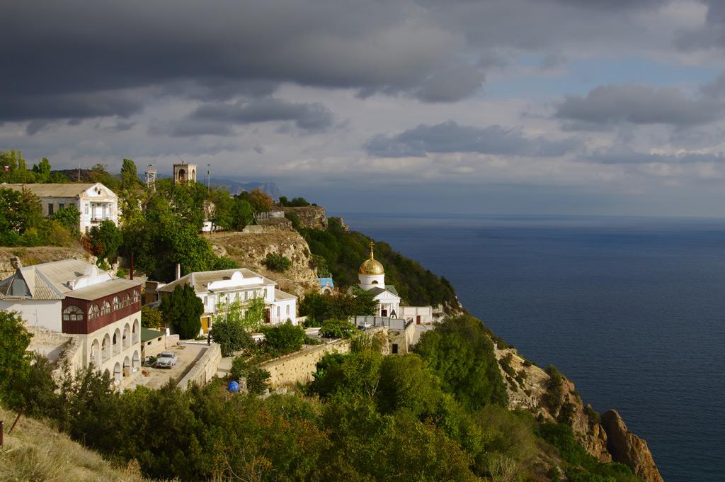 Фото: Георгиевский монастырь
