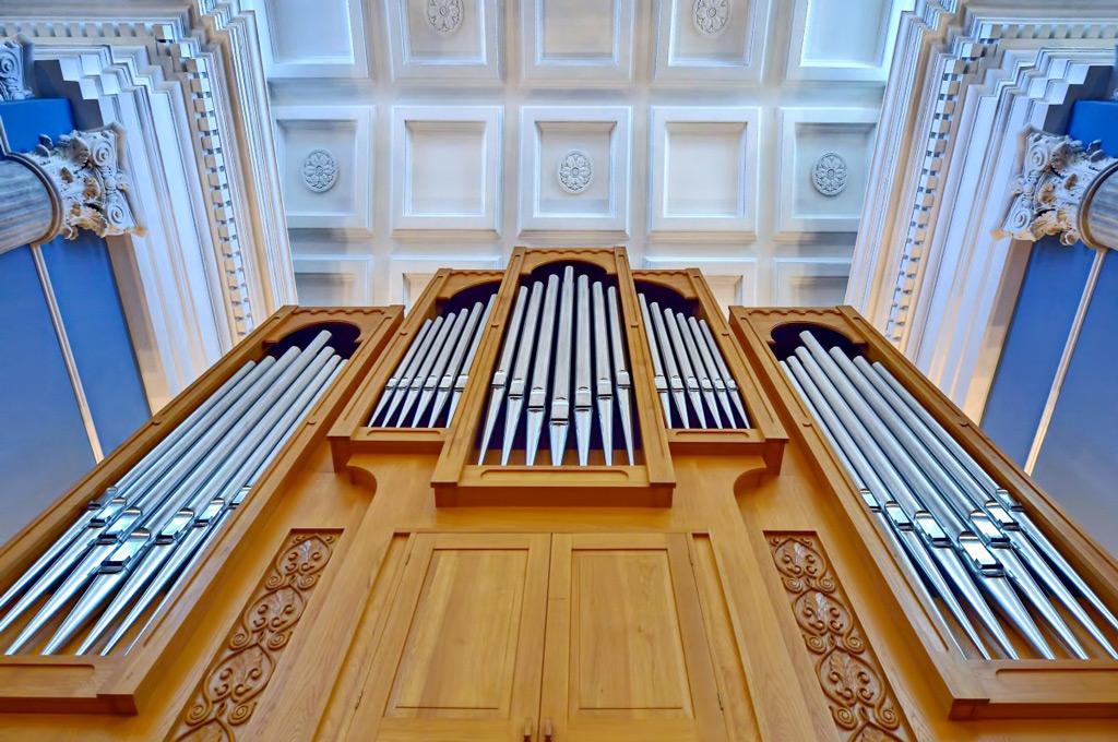 Фото: Органный зал