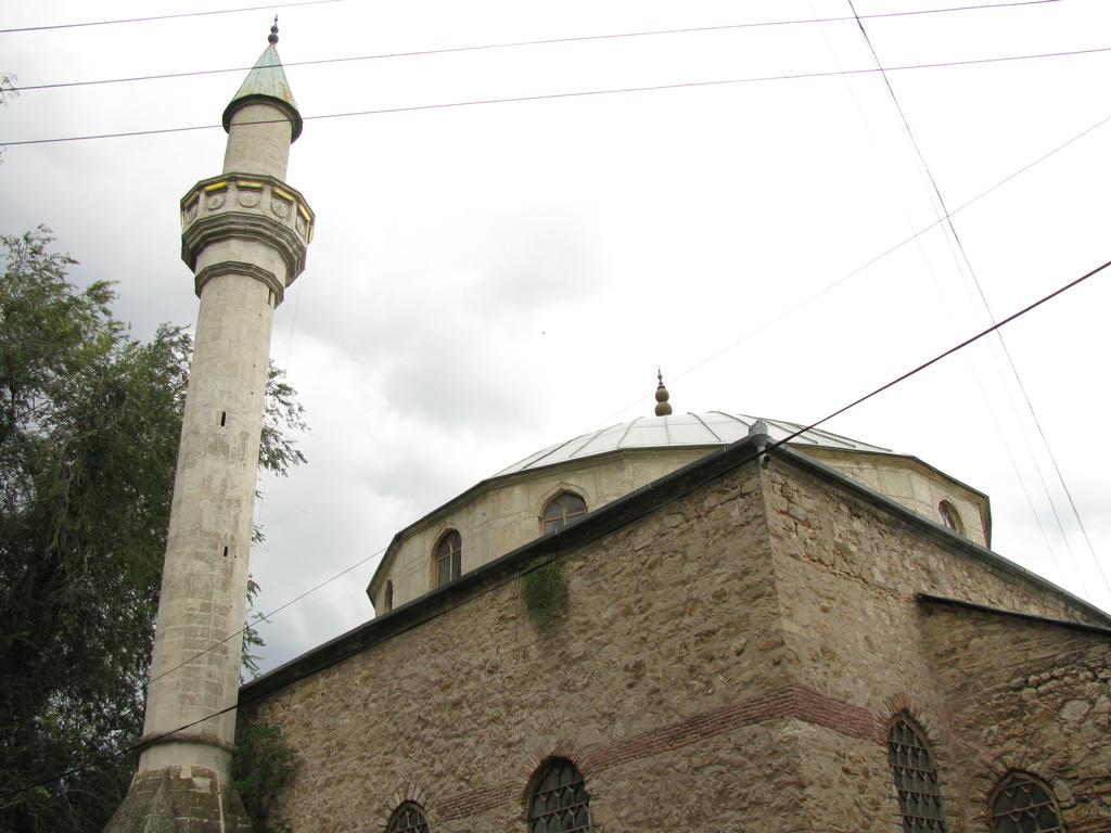 Фото: Мечеть Муфтий-Джами