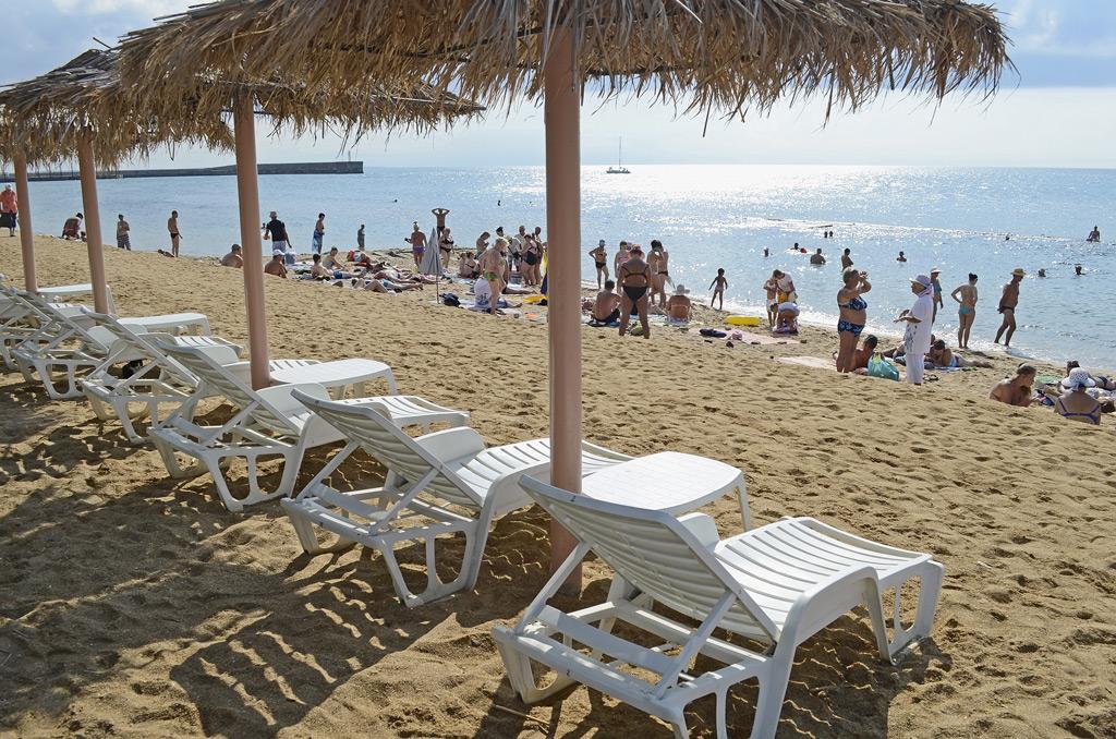Фото: Золотой пляж