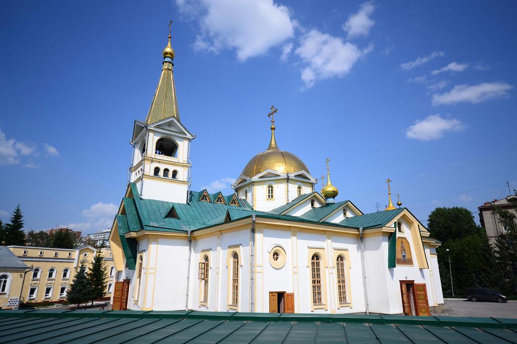 Фото: Вознесенский кафедральный собор