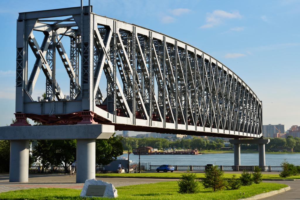 Фото: Мемориальный комплекс «Железнодорожный мост»