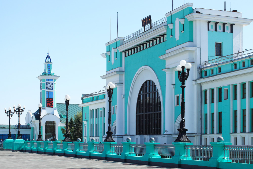 Фото: Железнодорожная станция