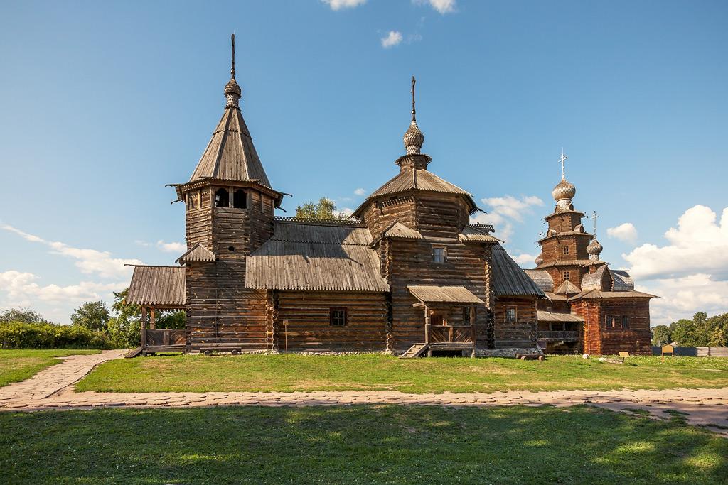 Фото: Музей деревянного зодчества