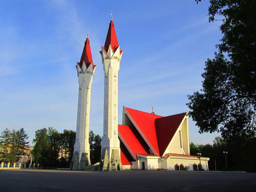 Фото: Мечеть — «Ляля-Тюльпан»
