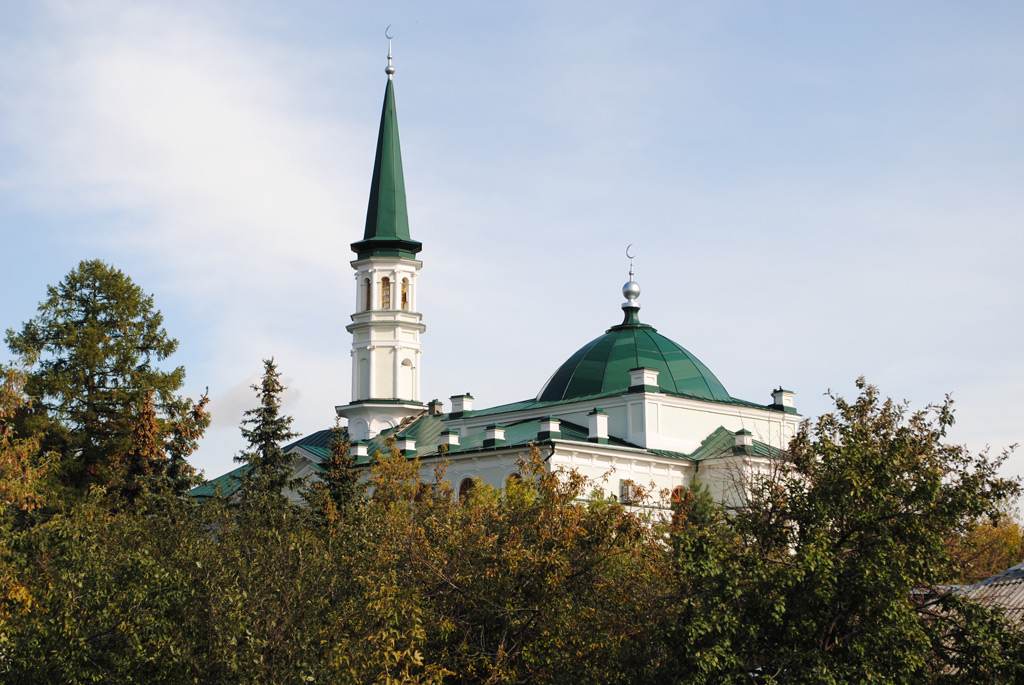 Фото: Первая соборная мечеть