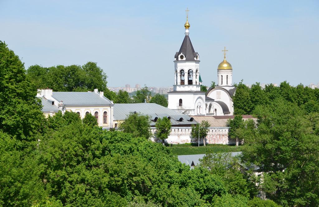 Фото: Богородице-рождественский монастырь