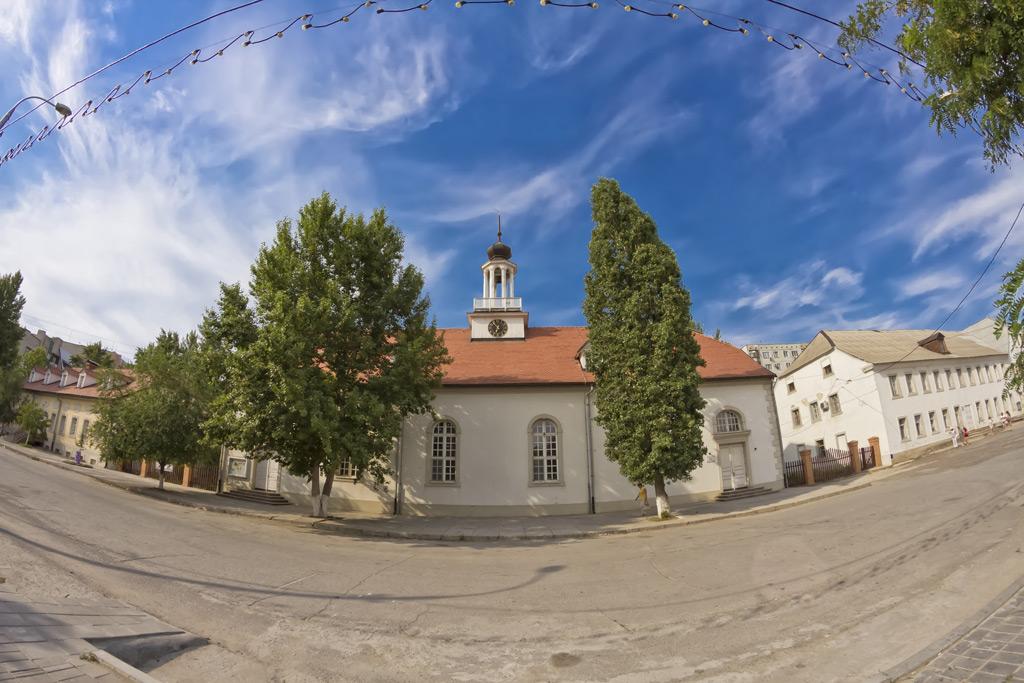 Фото: Историко-архитектурный комплекс «Старая Сарепта»