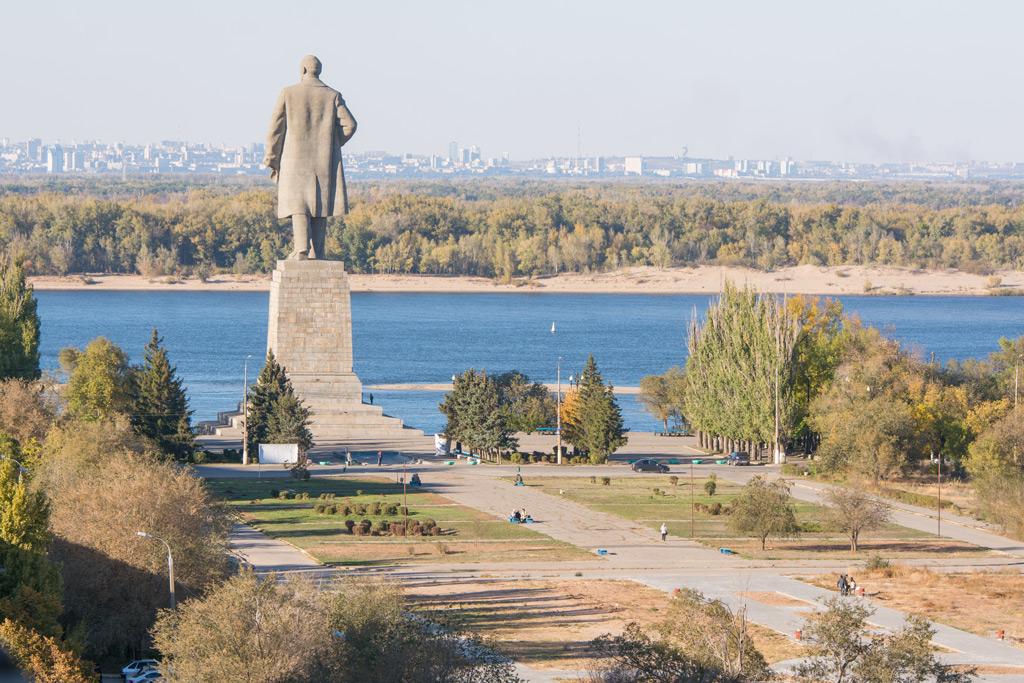 Фото: Памятник Ленину