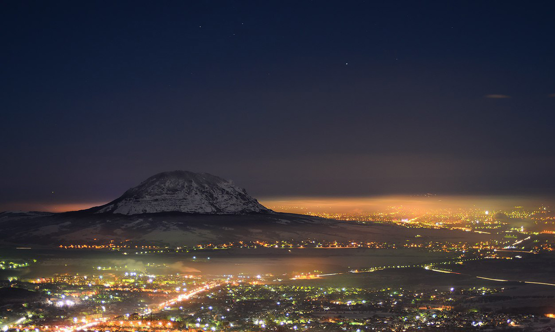 Фото: Гора Змейка