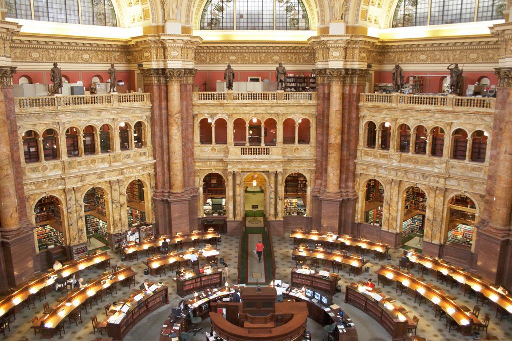 Фото: Библиотека Конгресса