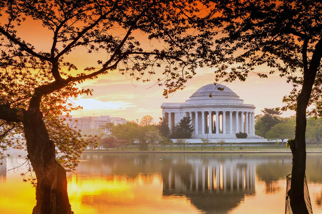 Фото: Мемориал Джефферсона