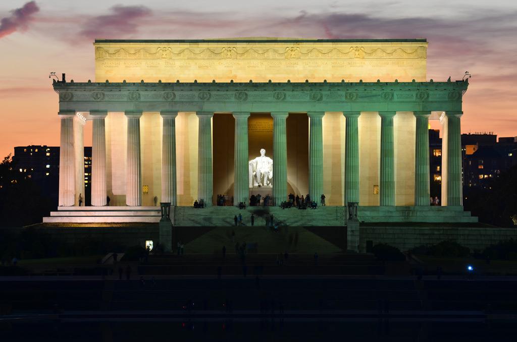 Фото: Мемориал Линкольна
