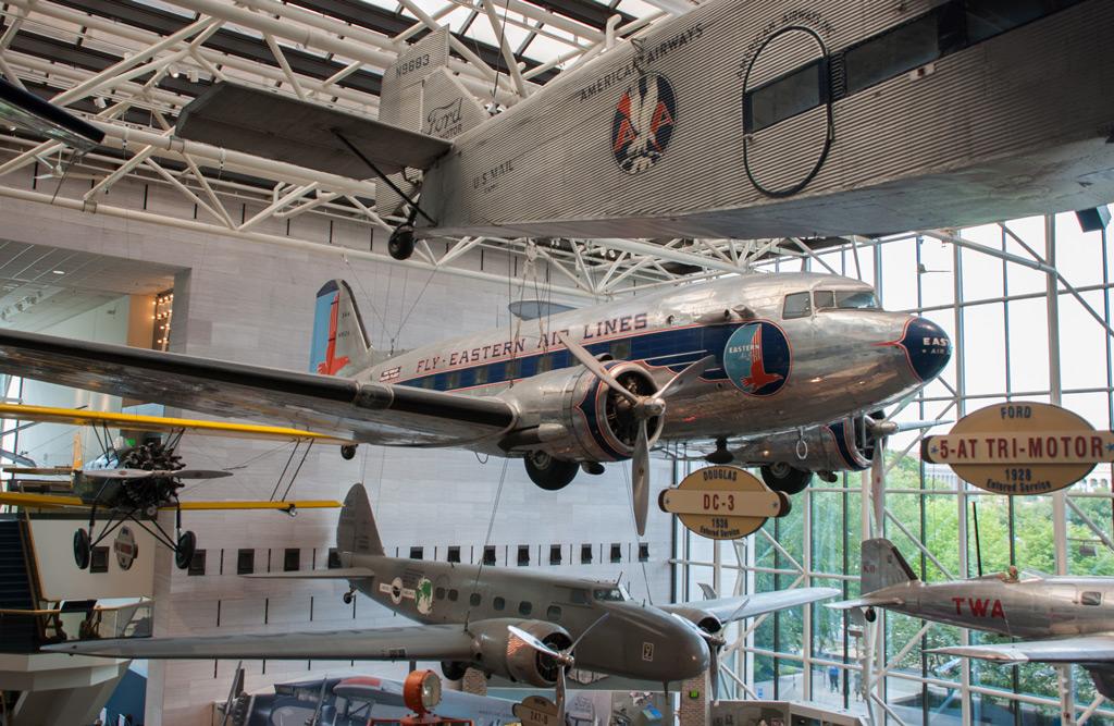 Фото: Национальный музей воздухоплавания и астронавтики
