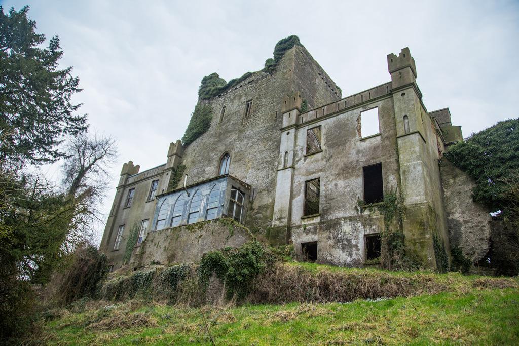 Фото: Замок Лип, Ирландия
