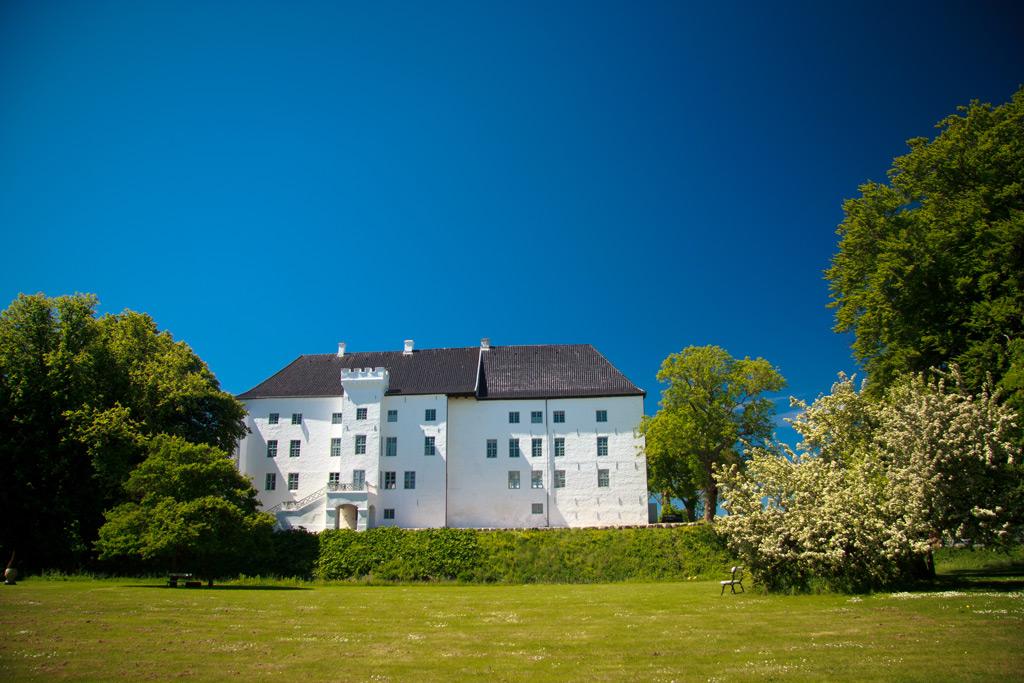 Фото: Замок Драгсхольм, Дания
