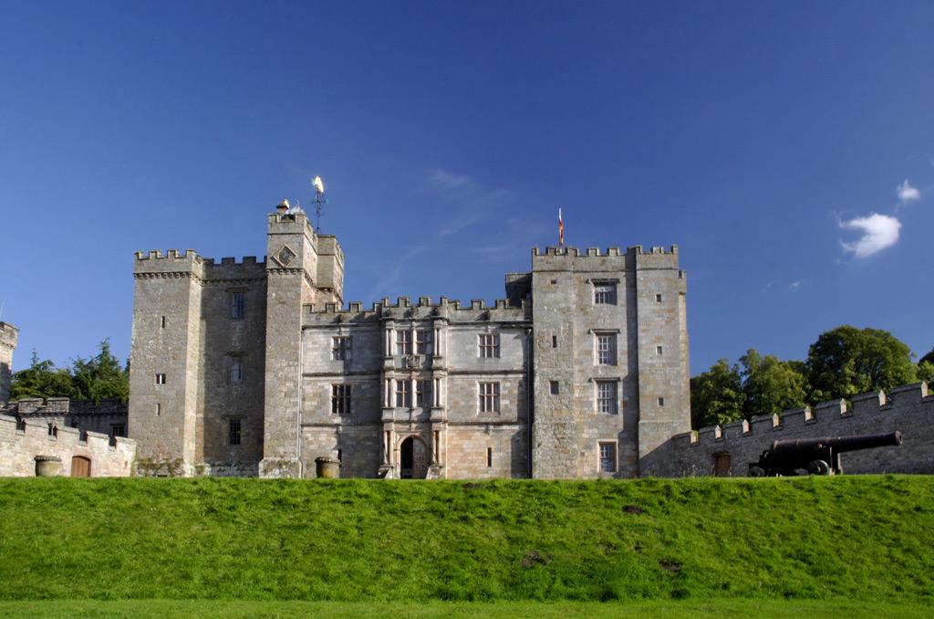 Фото: Замок Чиллингем, Англия