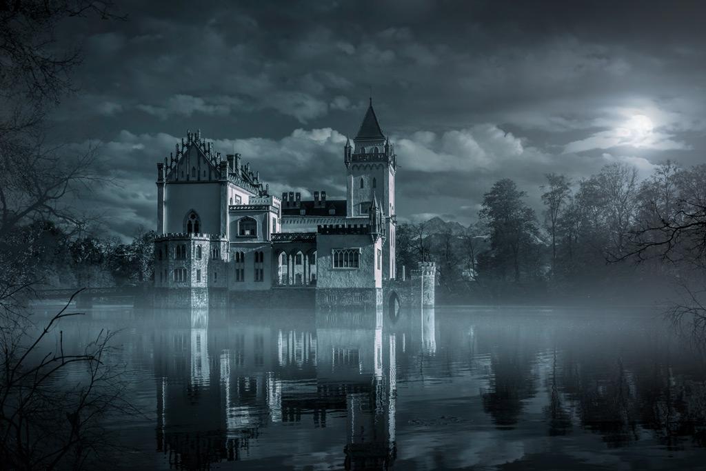 Фото: Европейские замки