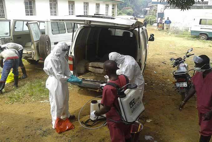 EMERGENZA EBOLA: IN SIERRA LEONE PARTE IL PROGRAMMA DI DECONTAMINAZIONE