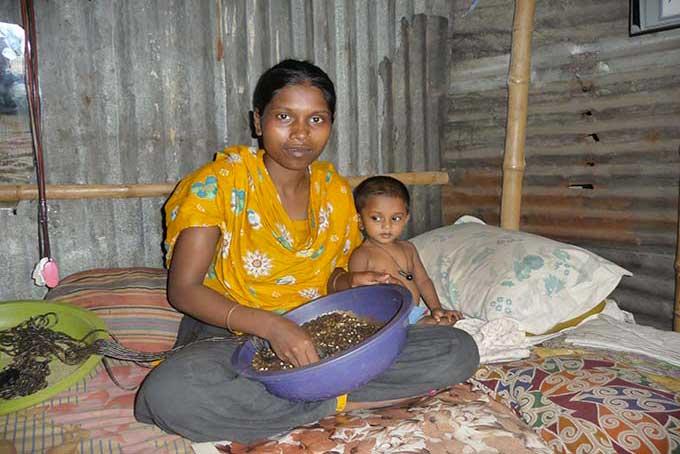"""BANGLADESH: SI E' CONCLUSO IL PROGETTO """"CHALANTIKA'S MOTHER AND CHILD"""""""