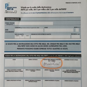 certificazione unica ex cud