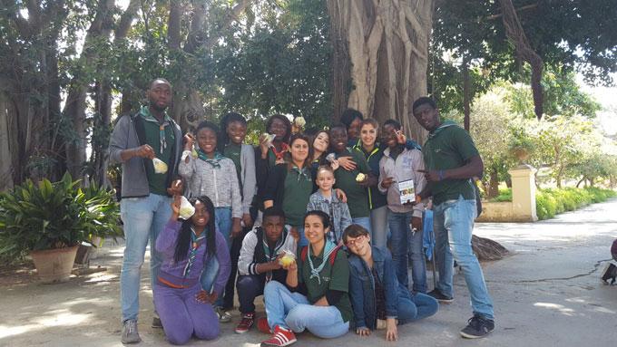 Scoutismo e integrazione