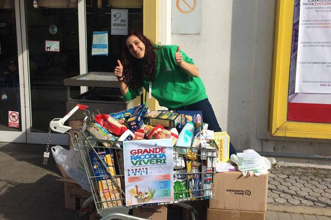 """Banco alimentare – AISA&ADRA Pratovecchio in collaborazione con """"Casentino senza frontiere"""""""