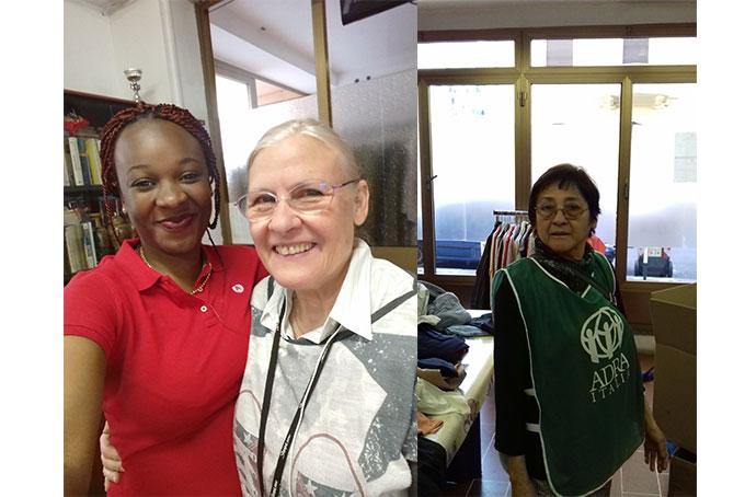 Intervista ai volontari ADRA Torino