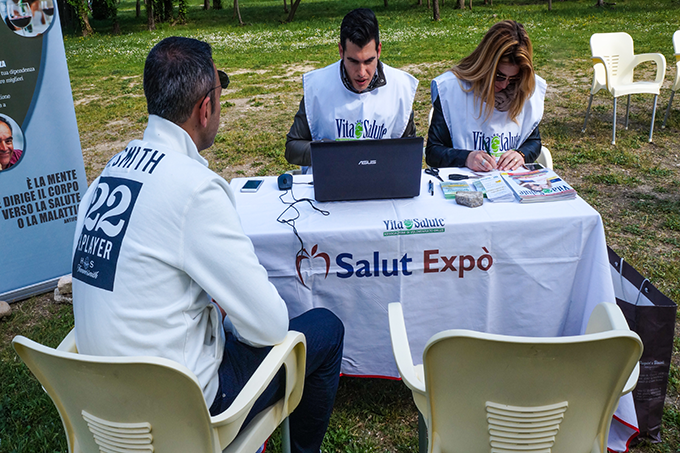 SalutExpò a Pescara: viva è la speranza