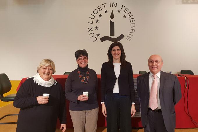 La visita del sindaco di Torino ai pastori evangelici