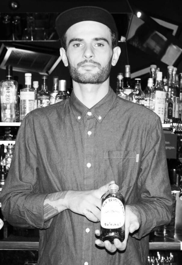 Amano Bar with Roberto Di Pasquali