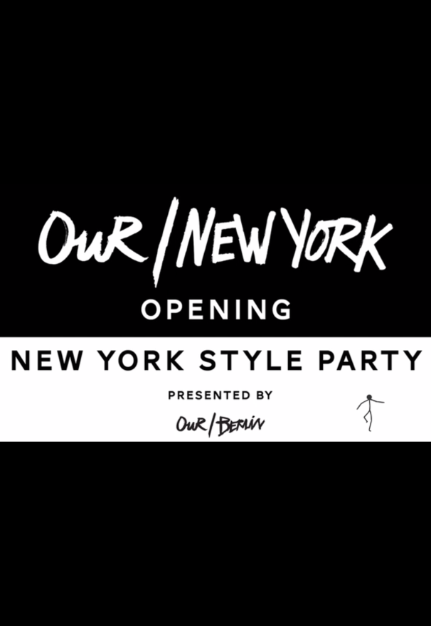 New York Style Party