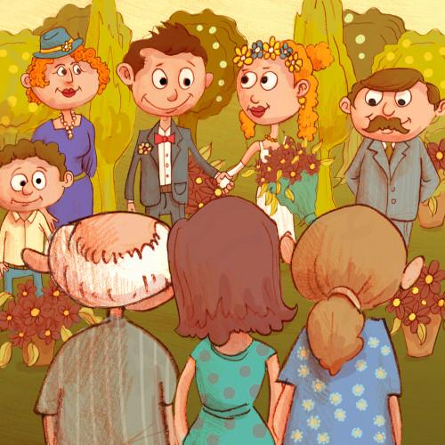 Illustrated by Etzion Goel