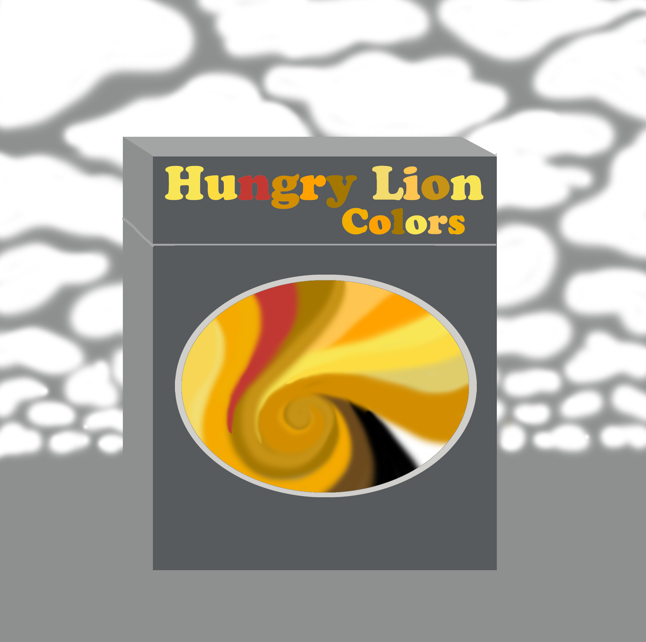 Hungry Lion colors