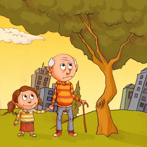 The Football and the Tree – Illustrated by Etzion Goel by Mel Rosenberg - מל רוזנברג - Illustrated by Etzion Goel - Ourboox.com