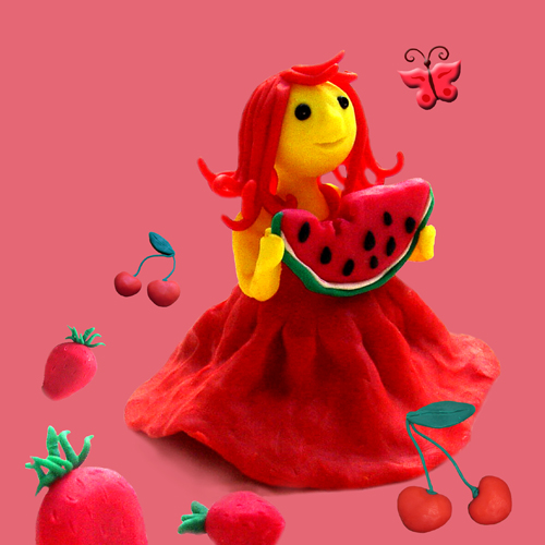 Colors that Luli Loves by Rotem Omri - Illustrated by Rotem Omri - Ourboox.com