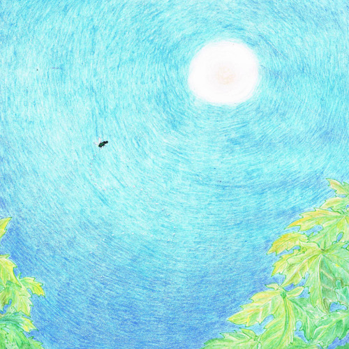Artwork from the book - The Early Bird – Illustrated by: Yael Radushkevitz by Mel Rosenberg - מל רוזנברג - Illustrated by Yael Radushkevitz - Ourboox.com