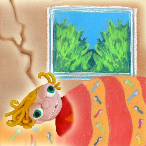 Where the Teeth Go. Illustrations – Rotem Omri by Mel Rosenberg - מל רוזנברג - Illustrated by Rotem Omri  - Ourboox.com