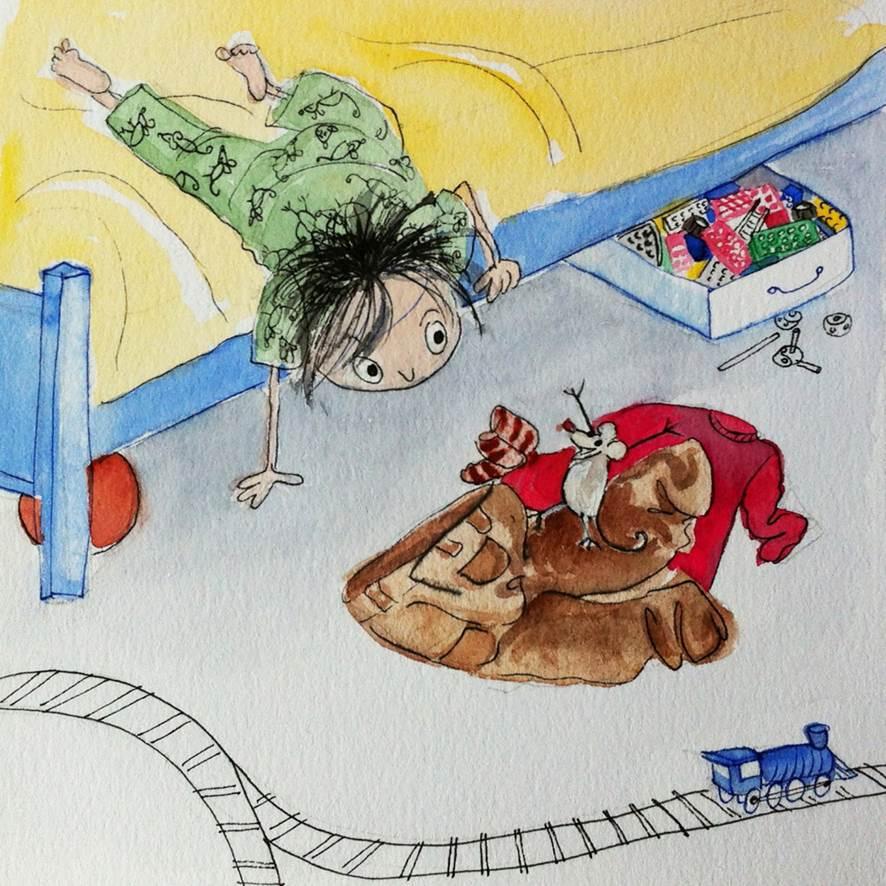 illustrated by Harriet Goitein
