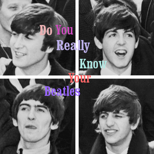 Artwork from the book - Do You Really Know Your Beatles? by Sixties Course, Mel Rosenberg - Ourboox.com