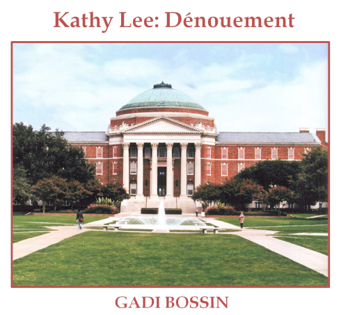 Kathy Lee: Dénouement by Gadi Bossin - Ourboox.com