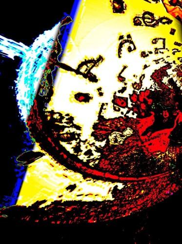 Artwork from the book - חוק שימור העוול – צחוק הרגל הקיום: העמוד הרשמי של ציפורני הטייקון by Yoged Amnon - יגודז