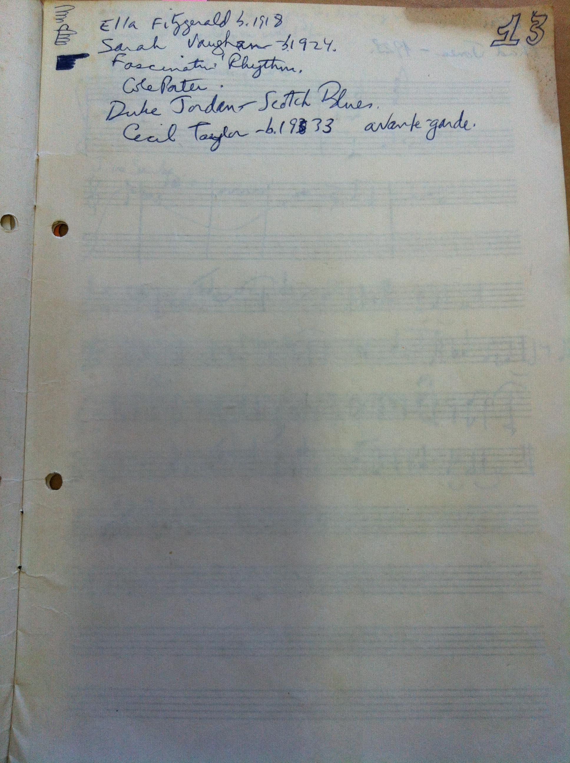 המורה שלי לג'אז by Mel Rosenberg - מל רוזנברג - Ourboox.com